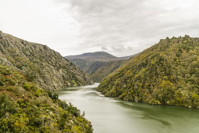 Os Chancís - Cañones del Río Sil