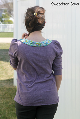 Parisian Top Back Swoodson Says