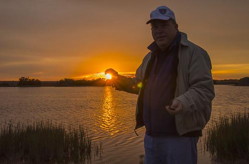 sunset texas forcedperspective gulfcoast dougmall nikond5100 arnassas