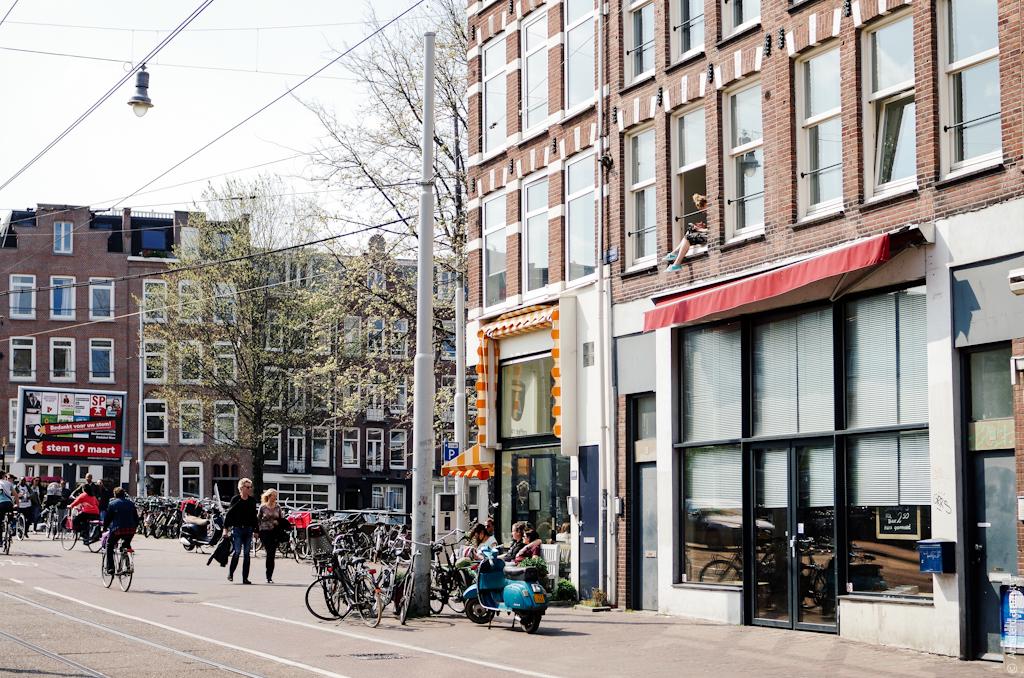 Amsterdam, Easter Sunday