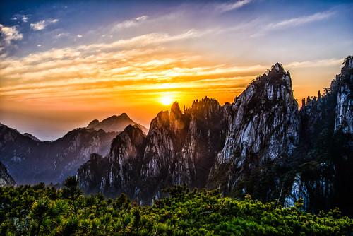 中國 安徽省 黃山市