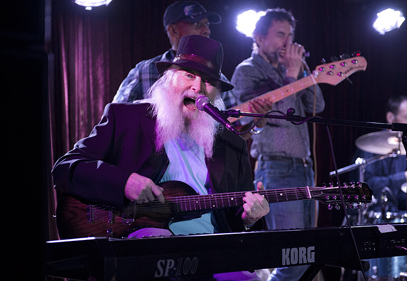 The Victor Brox Blues Train