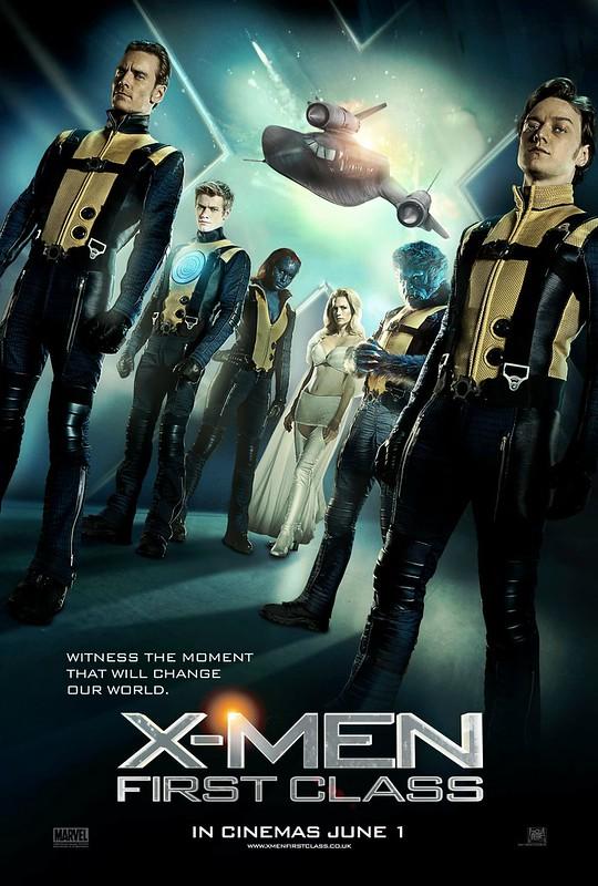 (2011) X-Men First Class