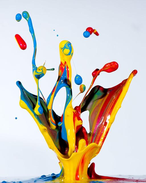 Paint Protuberance