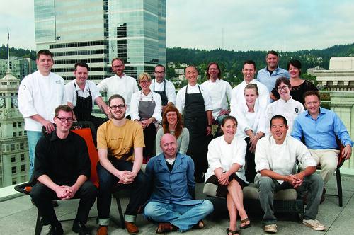 2011 StarChefs.com Portland Rising Stars