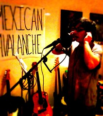 Mexican Avalanche - Recording