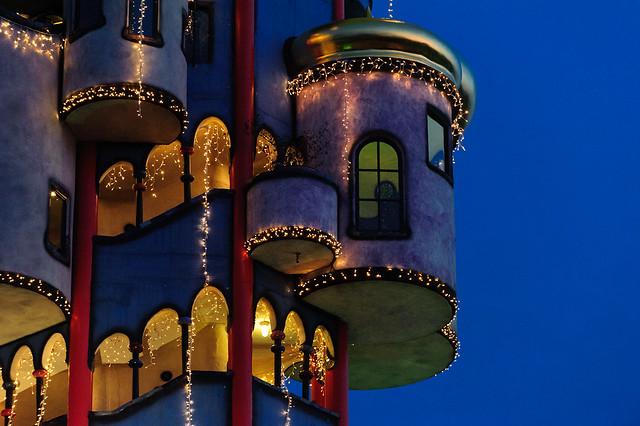 Fairy tale tower 2
