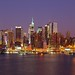 47/52 - New York City Skyline by mrbrkly