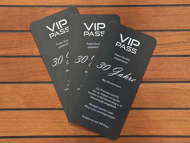 Vip Pass Logo Einladung VIP Pass   F...