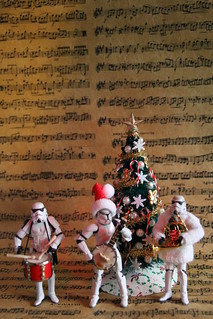 A Band of Stormtroopers