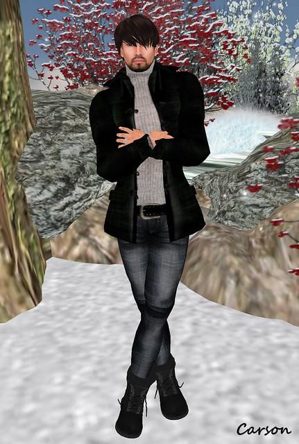 lotus noir ''' Turtle Duffle Outfit
