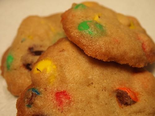 M&M Cookies - 2