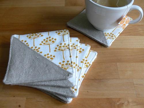 Jenny: Coasters for Etsy shop
