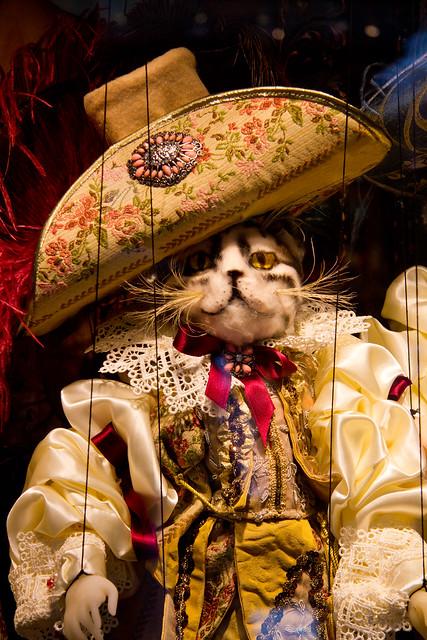 Kitty Marionette