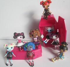 Lalaloopsy loves Monster High