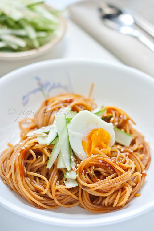 Korean-Style Spaghetti