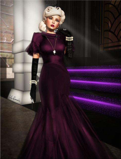 VF - PM Kelly Gown