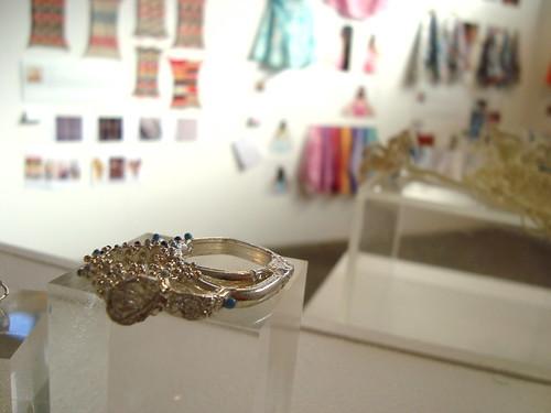 27 TEXTILES Marie Romano ring