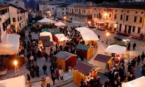 Festivit natalizie 2011 2012 mercatini eventi folclore - Mercatini vintage veneto ...