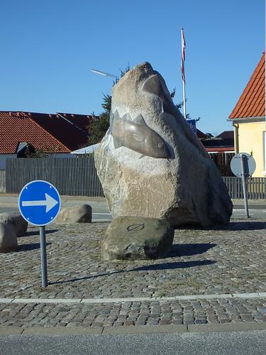 TEGLHUS, Stinne. Rundfisk, 2004: