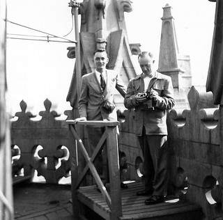 John Ralk and Bill Bucklin