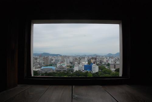 castle japan view shikoku 日本 四国 高知城 高知県 高知市 kōchi kōchiken kōchijō