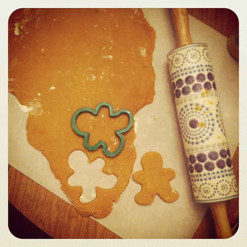 Soft & Chewy Gingerbread Men