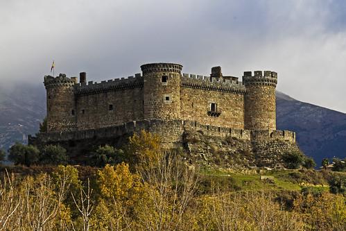 Castillo de los Duques de Alburquerque II