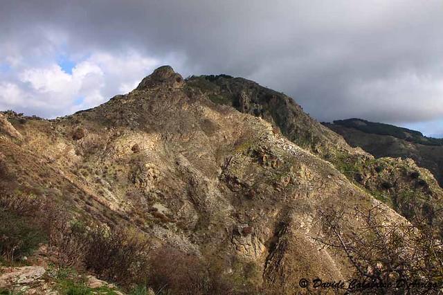 Condofuri Superiore Monte Scafi.