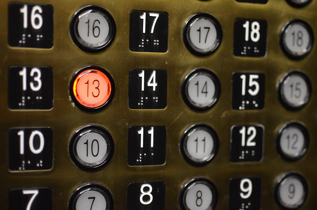 13th floor elevator button flickr photo sharing for 100 floors 13th floor