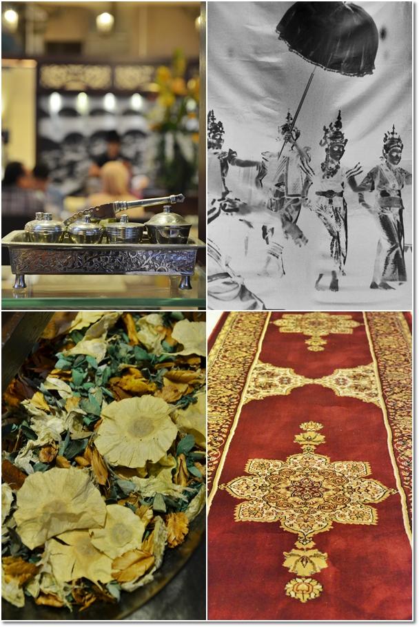 Kelantan Delights Decorations