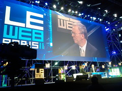 LeWeb2011 Google's Eric Schmidt