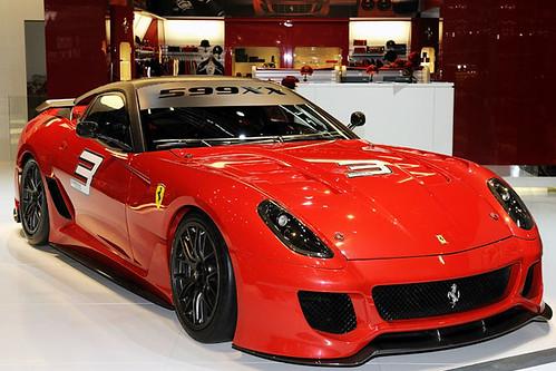 Ferrari_599XX #2009