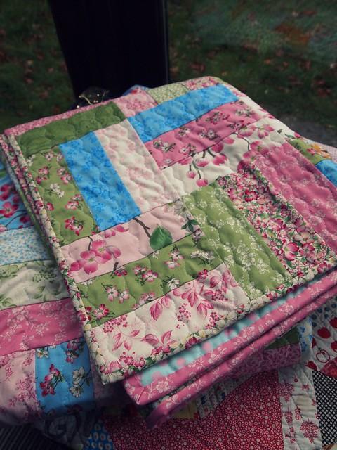 perfect beginner quilt