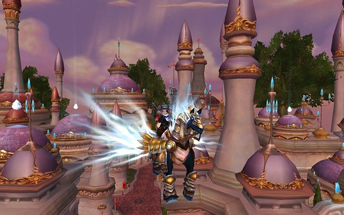 Tyrael's Charger
