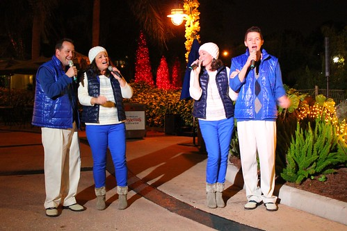 A capella singers
