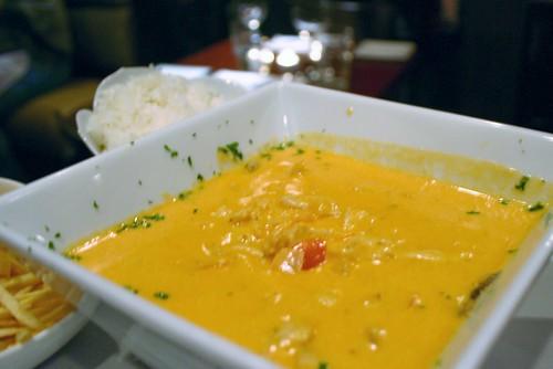 Favourite Dish At Samba Montclair : Strogonoff de Frango