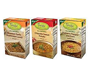 Pacific Natural Foods stock