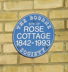 Photo of Blue plaque number 8296