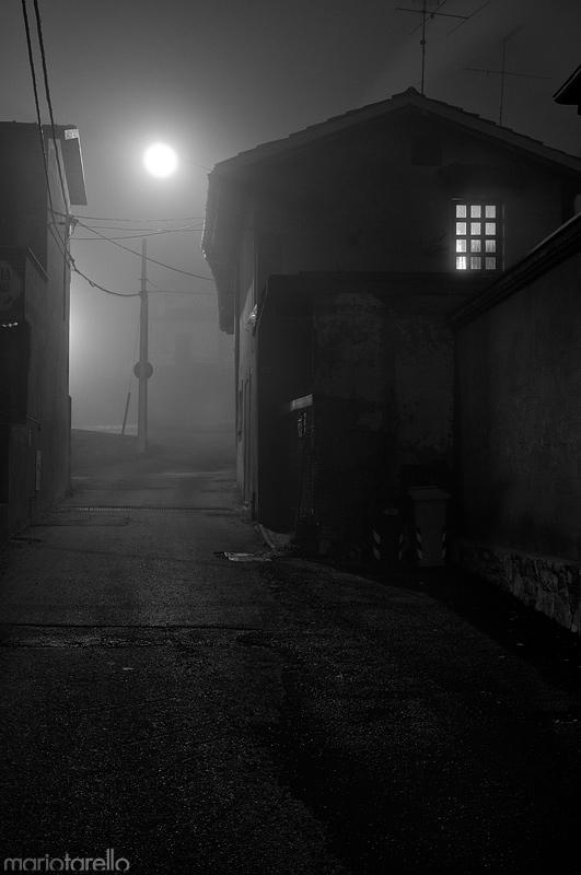 the unseen village