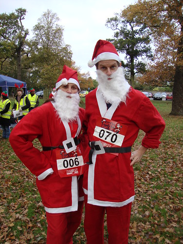 Santa Run Dream Team
