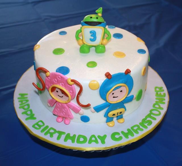 6506060031 6f13b9f699 z jpgTeam Umizoomi Cake