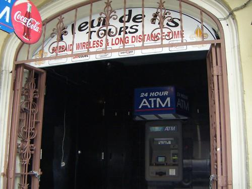 Entrance to Fleur de Lis Tours. Photo by Briana Prevost