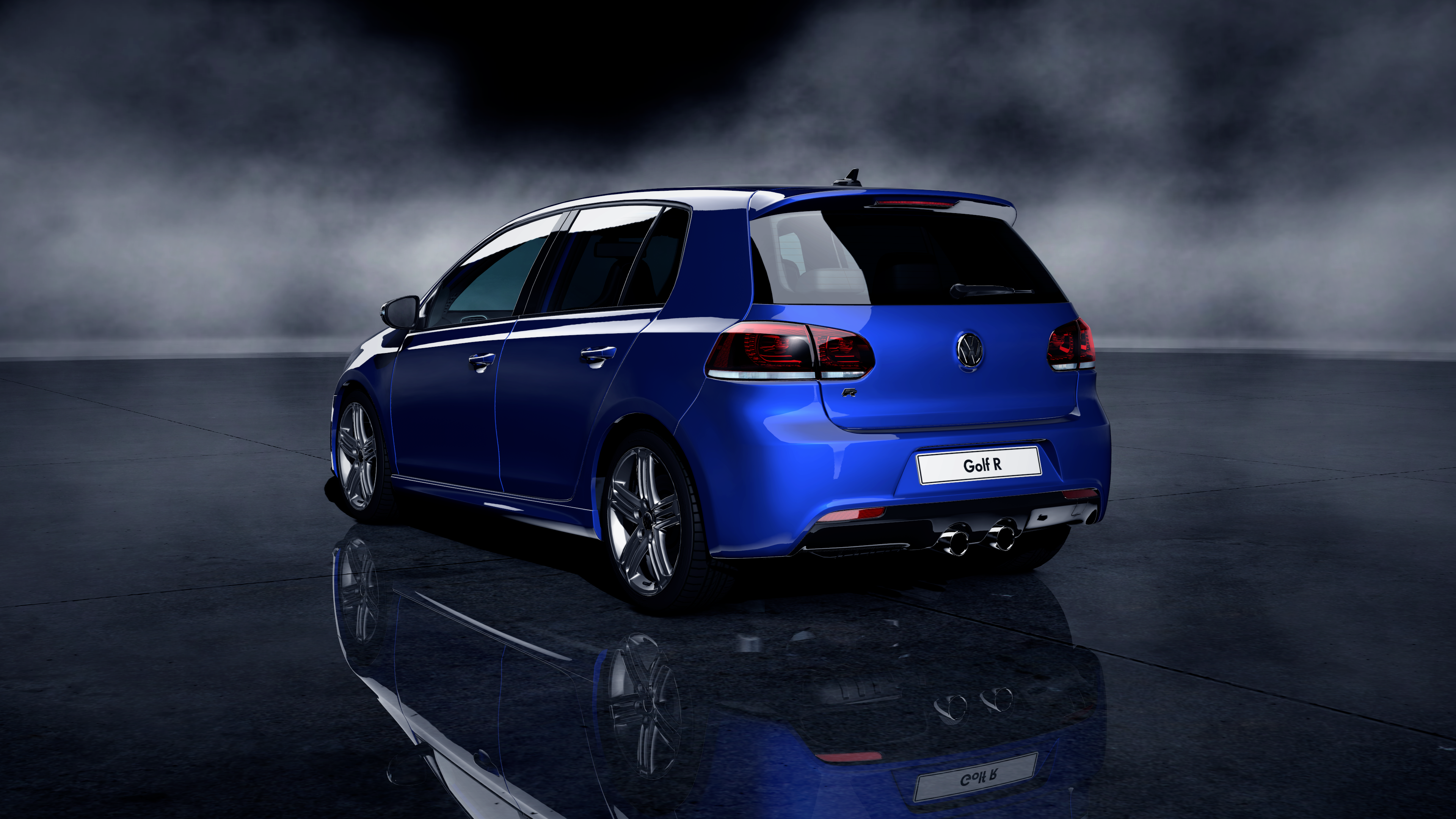 ps3 gt5 volkswagen golf vi r flickr photo sharing. Black Bedroom Furniture Sets. Home Design Ideas