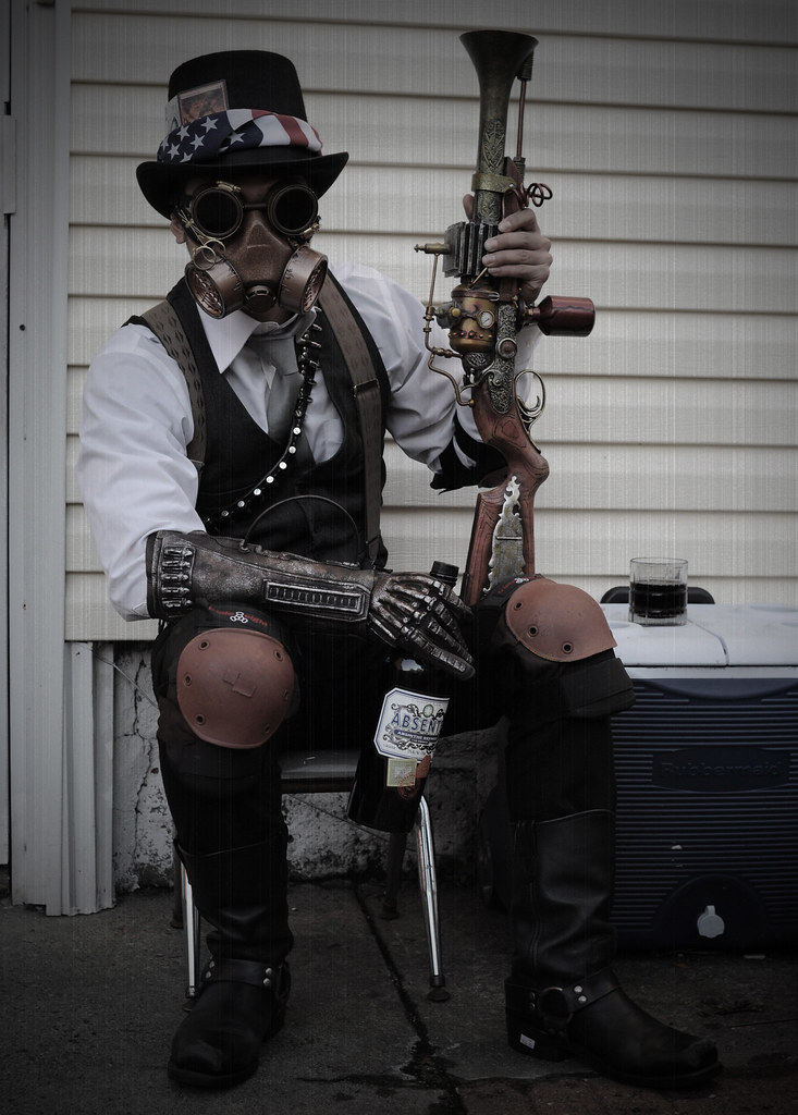 Steam Punk Patriot