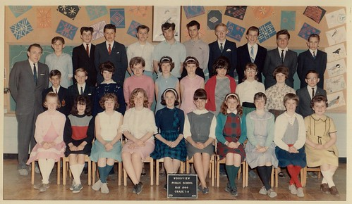 Woodview Public School Class Picture May 1966