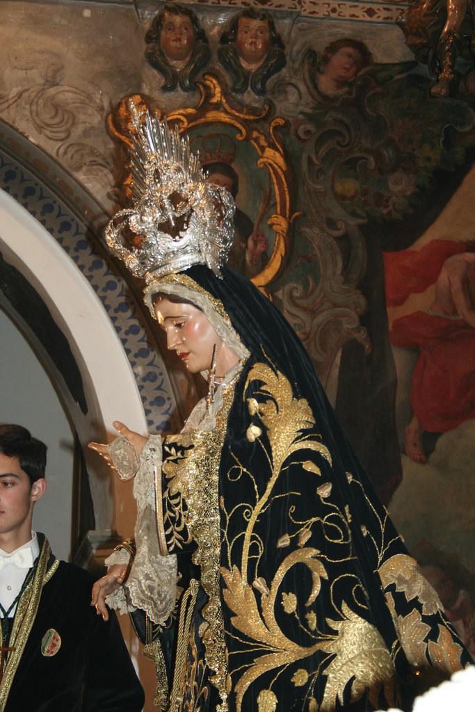 Besamanos de Nuestra Señora de las Tristezas 5