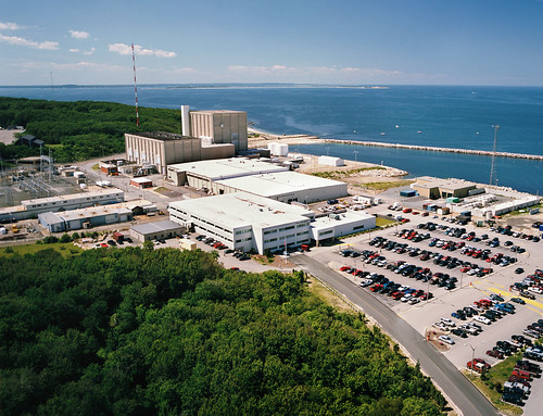 Entergy公司的皮葛林核能電廠(照片由NRC提供)。