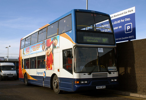 cambs - stagecoach 16807 peterborough 10-12-11 JL