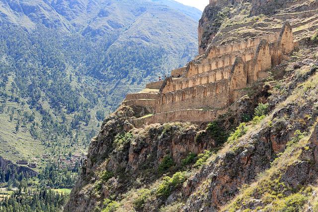 Inca Granary